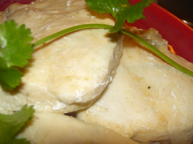 Frozen Chicken Breasts in Microwave