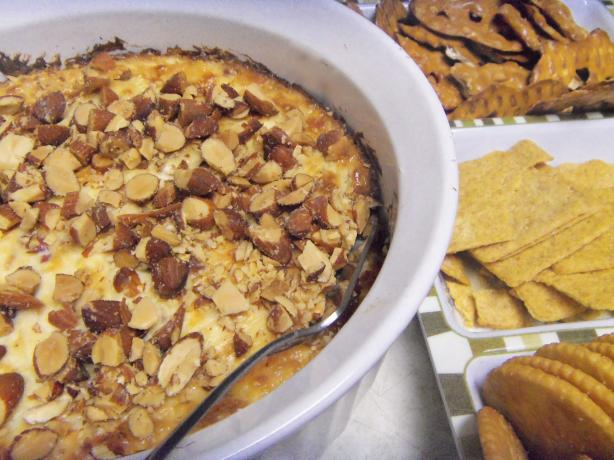 Hot Swiss and Bacon Dip
