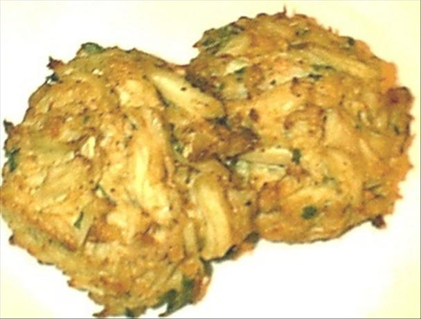 Maryland Lump Crab Cakes
