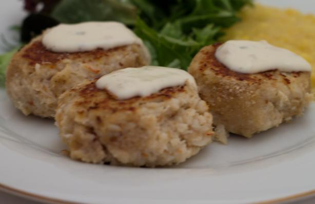 Pacific Lump Crab Cakes