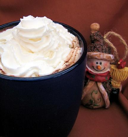 Hot Sweet and Creamy Cocoa!
