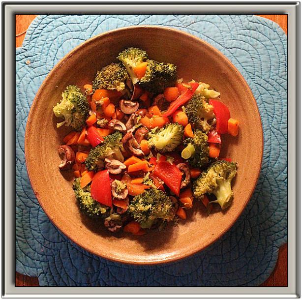 Derby Vegetables