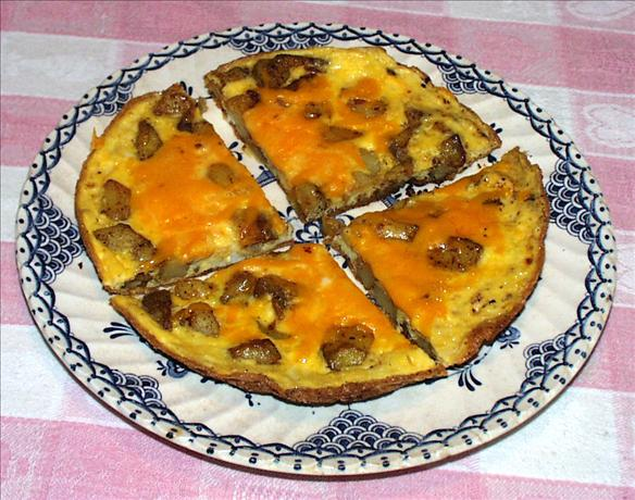 Potato Omelet (Torta De Papas)
