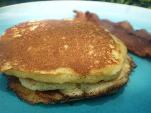 100 Year Old Pancakes
