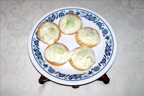 Quickie Cucumber Tea Sandwiches