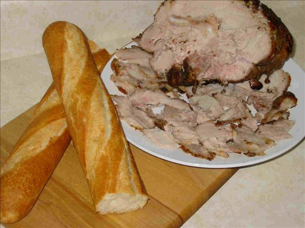 Pata De Cerdo (Canary Island Style Pork Roast)