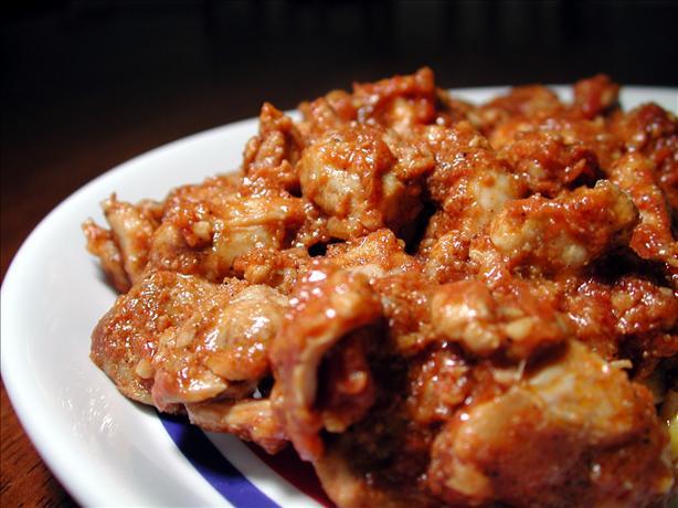 Butter Chicken - (Murgh Makhani)