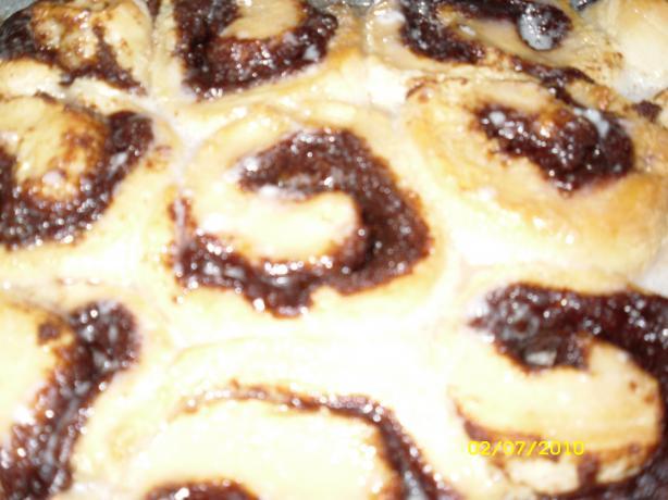 Cinnamon Biscuit Rolls
