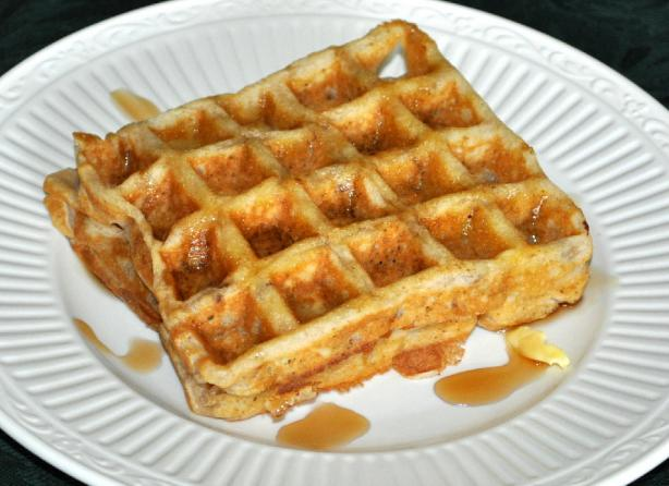 Rice Krispies Waffles (Cook's Country)