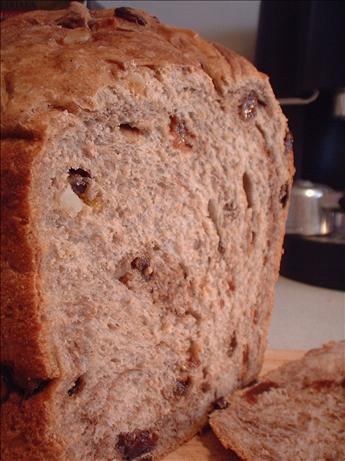 Cinnamon Raisin and Apple Bread (Abm / Machine)