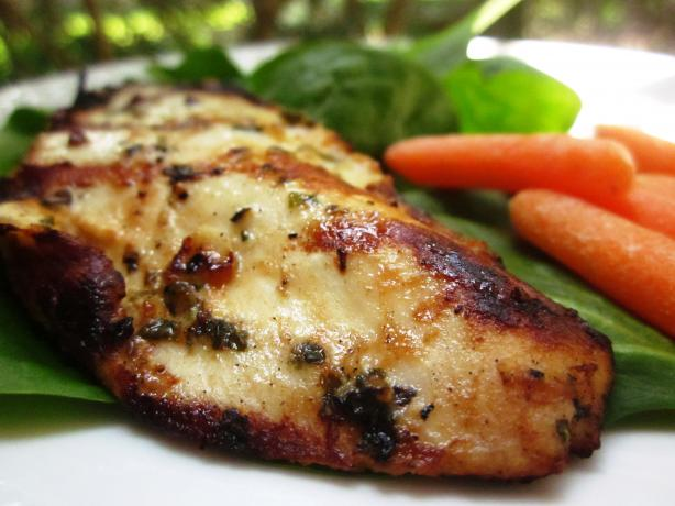 Chicken Breasts with Thai Flavors