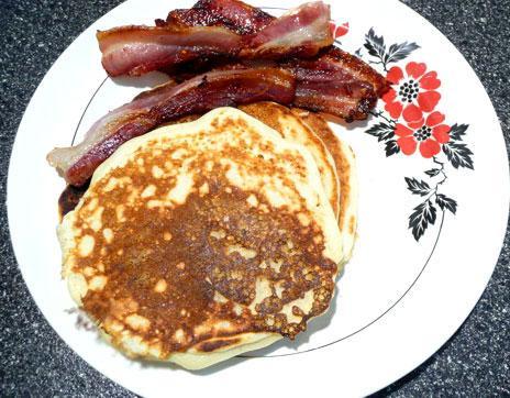 Oat Pancake/ Waffle Batter