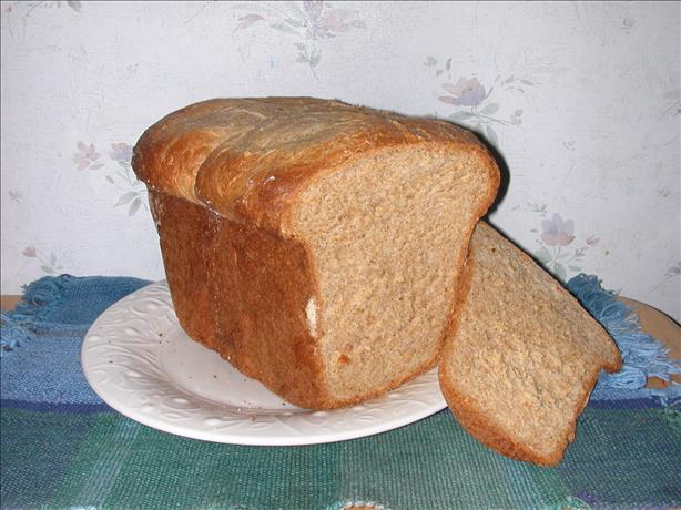Honey Oatmeal Bread for Your Kitchenaid Mixer