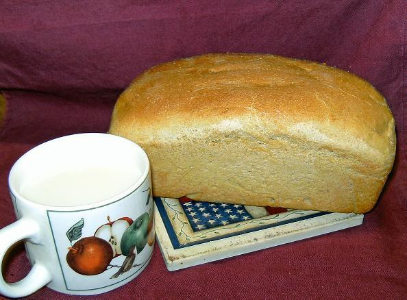 Mom, Can You Make Your Bread? (Using Freshly Milled Flour)