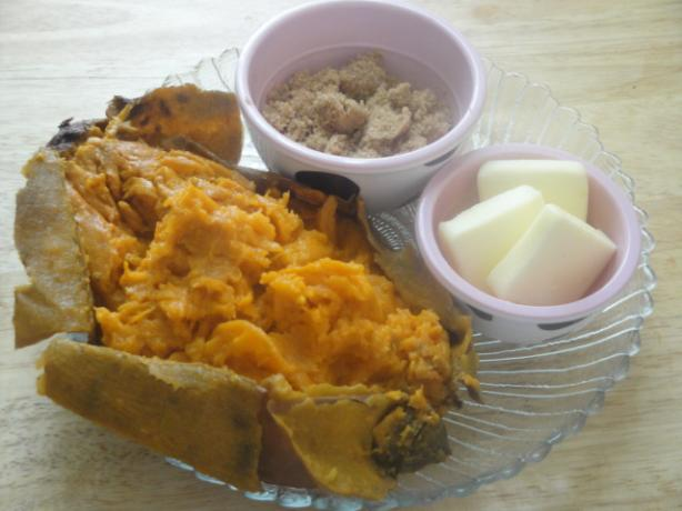 Easy Simple Sweet Potatoes or Yams