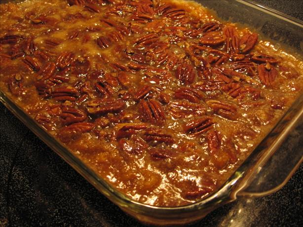 Rich & Gooey Pecan Pie Bars