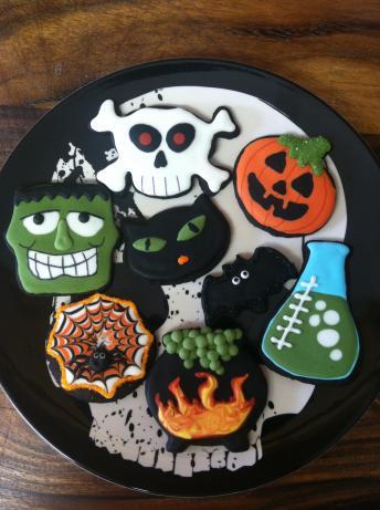 Rich Chocolate Cutout Cookies
