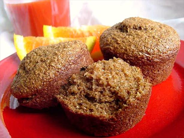 Bakery-Style Bran Muffins