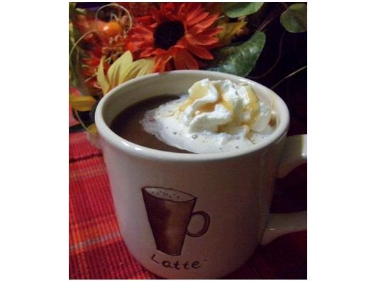 Caramel Chocolate Coffee