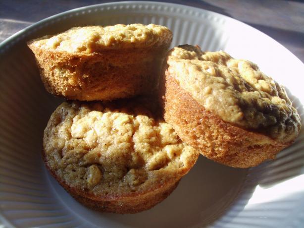 Can't Believe It's Whole Grain Delicious Raisin/Craisin Muffins