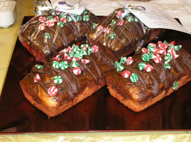 Chocolate Swirl Quick Bread