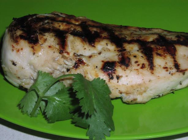 Tarragon Lime Chicken Breast