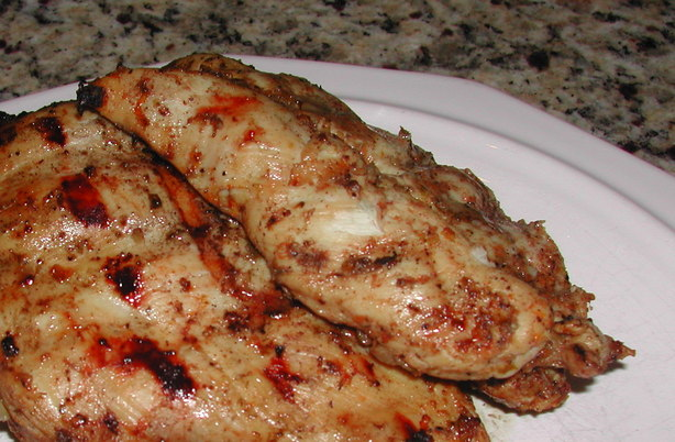 Grilled Cornish Game Hens With Jamaican Basting Sauce