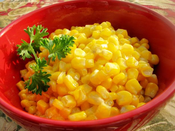 Copycat Green Giant Niblets Corn in Butter Sauce