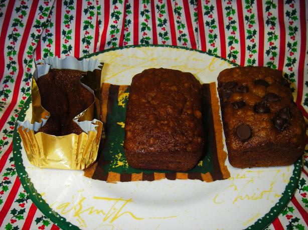 Banana Pear Bread With Dates