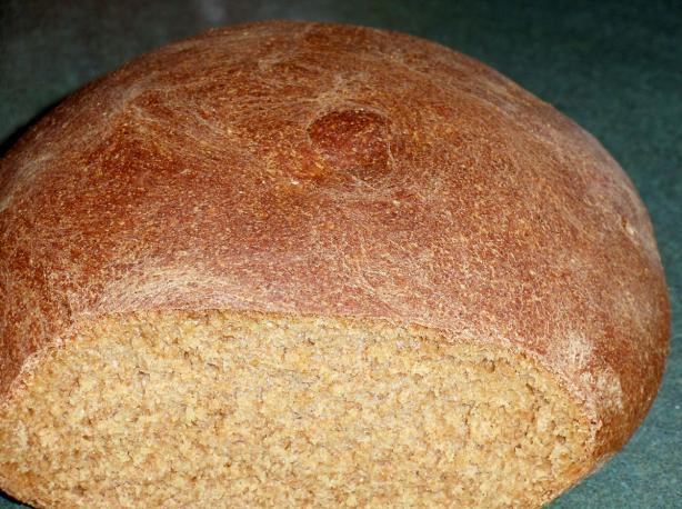 Wholesome Homemade Honey Whole Wheat Bread