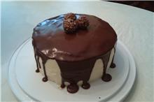 Paula Deen's Chocolate Ganache Cake