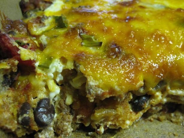 Taco Fiesta Bake