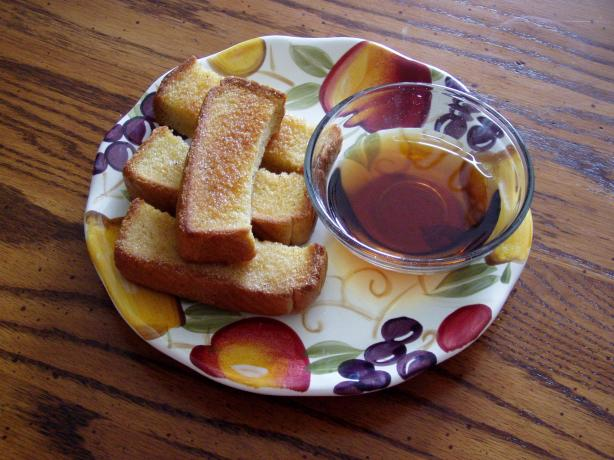 French Toast Sticks - OAMC