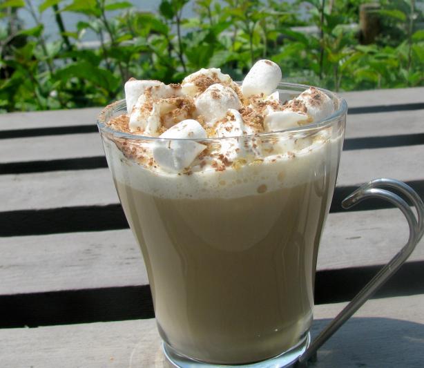Amarula Coffee Surprise