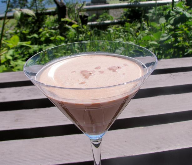 Frozen Amarula Blush