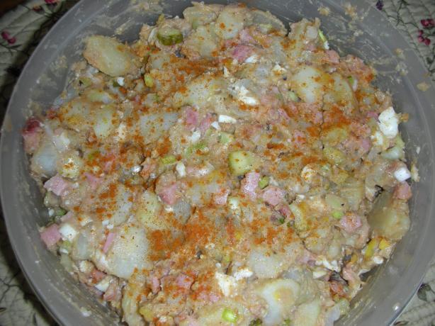 Secret Ingredient Low Fat Potato Salad!
