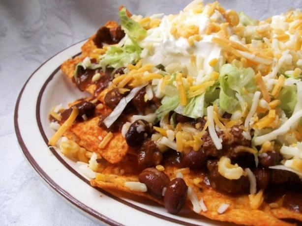 Bird's Ultimate Taco Salad