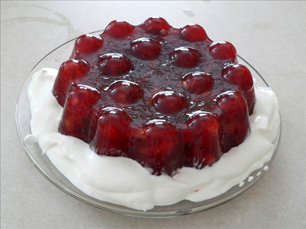 Mom's ' Molded' (Jello) Salad