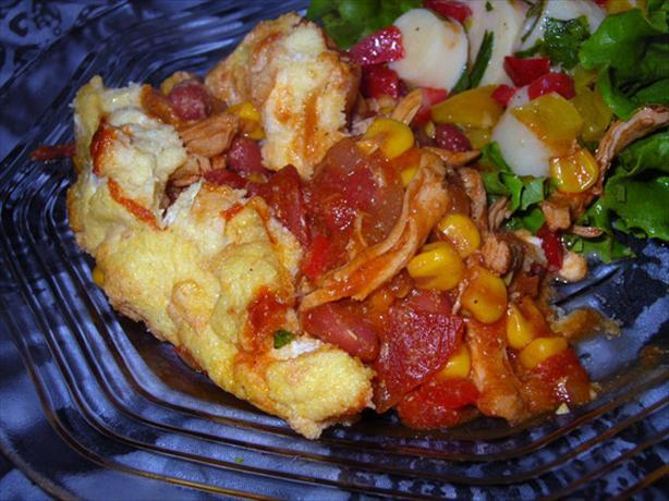 Chicken Tamale Pie for 2 (Ww Core)