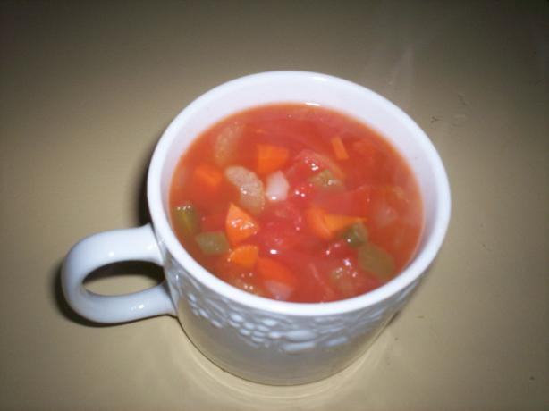 Littlemafia's Romanian Sour Soup(Ciorba)