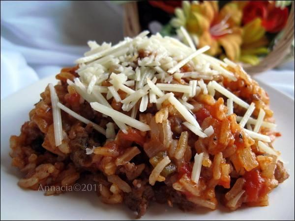 Simple Italian Skillet Dinner
