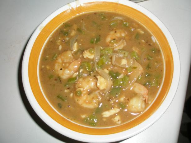 Seafood Gumbo - New Orleans Style