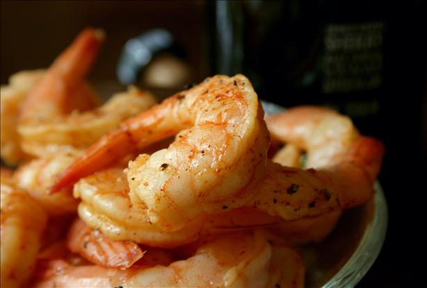 Marinated Cocktail Shrimp