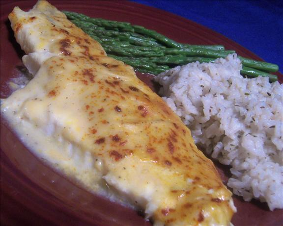 Midwest Baked Haddock