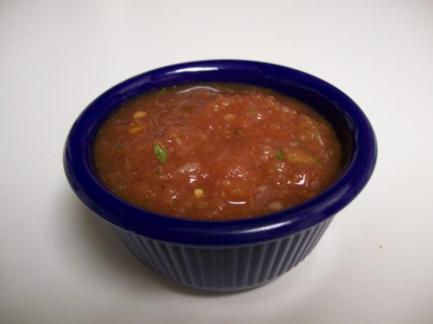 Easy Cilantro Lime Rotel Salsa