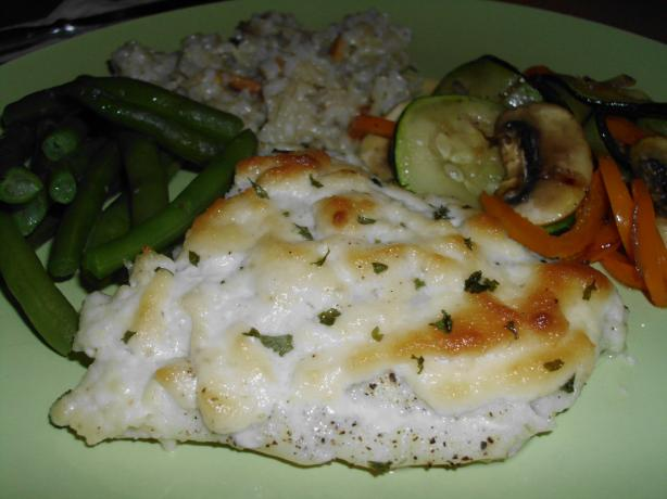 Delicious Speedy Baked Haddock
