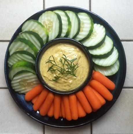 Mom's Veggie Dip