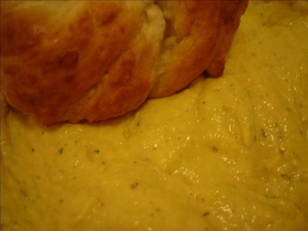 Mustard Pretzel Dip
