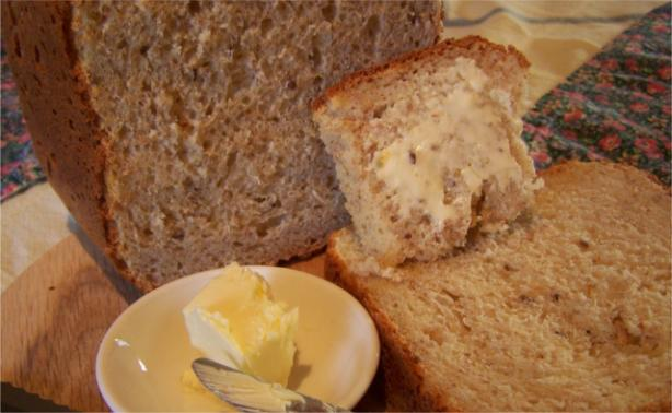 Farmhouse White Multi-Grain Cheese Bread - Bread Machine