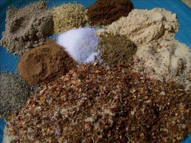 Eritrean Berbere (Red Pepper Spice Mixture)